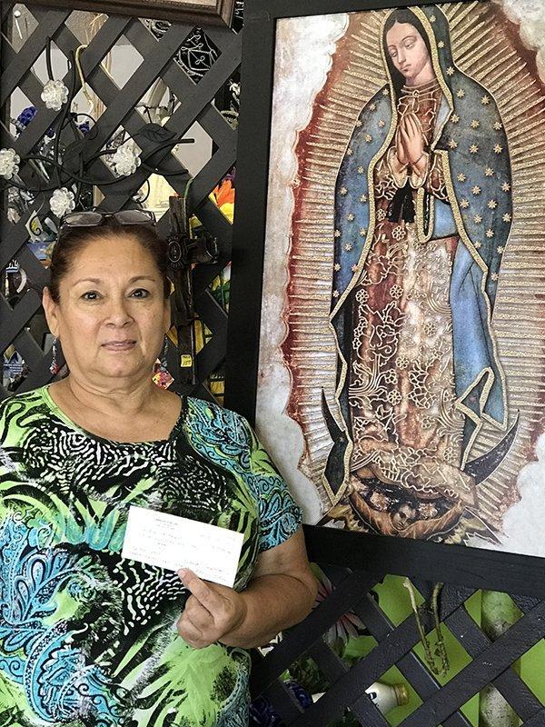Lidia M. De Hoyos